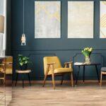 Pomysł i inspiracja – wnętrze w stylu retro dla nowoczesnego domu