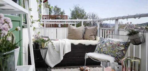 Jakie doniczki najlepiej nadają się na mały balkon?