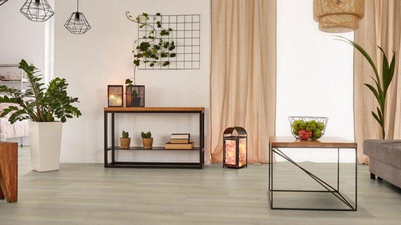 Nowoczesne donice z laminatu – wystrój salonu